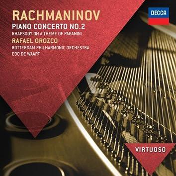 Rachmaninov: Piano Concerto No.2; Rhapsody on a theme of Paganini