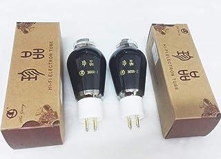 NEW 2 pcs= 1 Matched pair Shuguang Treasure 300B-Z tubes 300B Audio HIF Valve