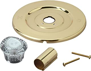 BrassCraft SK0231 Rebuild Trim Kit for Moen Faucets, Brass