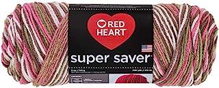 Red Heart Yarn Pink Camo (m) Red Heart Super Saver Yarn 972 (m)