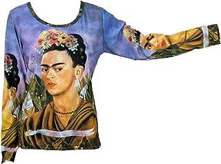 NAQSOCKSLE Frida Kahlo Pattern Unisex Casual Socks Soft Stretch All Season Gift Socks