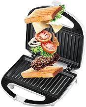 Sandwichmaker 3-in-1 wafelijzer sandwich broodrooster sandwich broodrooster mini ontbijt sandwich maker dubbelzijdig verwa...