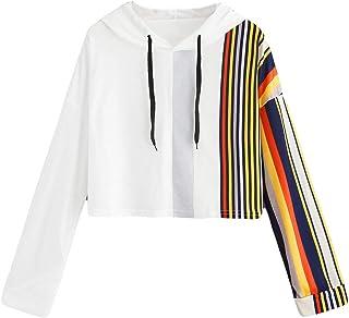 356f21676aa38d Beautyjourney Pulls Mi Saison Femme,Sweatshirt Manches Courtes Korean  Fashion Hoodie Vikings Hoodie Long Slogan