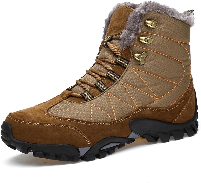 Skor för bergsBesteigning Mans promänadskor Hiking -skor -skor -skor Lättviktare mot glidning  kuddar  vattentät  andningsbar    klassiskt mode