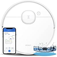 Deals on ECOVACS Deebot OZMO N7 Robot Vacuum and Mop Cleaner