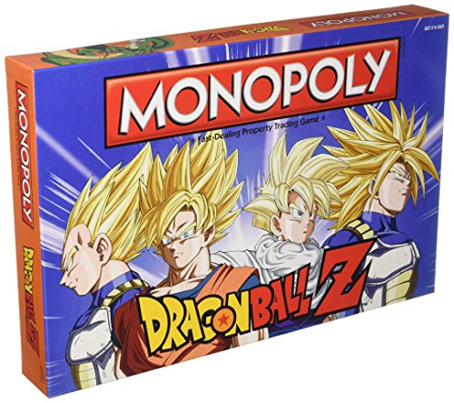 dragon ball z board game - 5