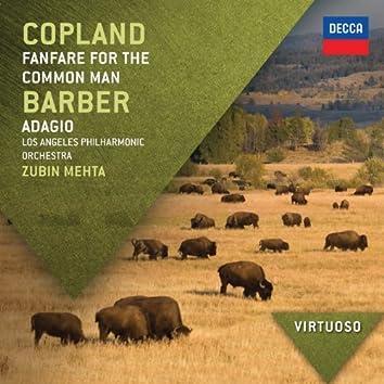 Copland: Fanfare For The Common Man / Barber: Adagio