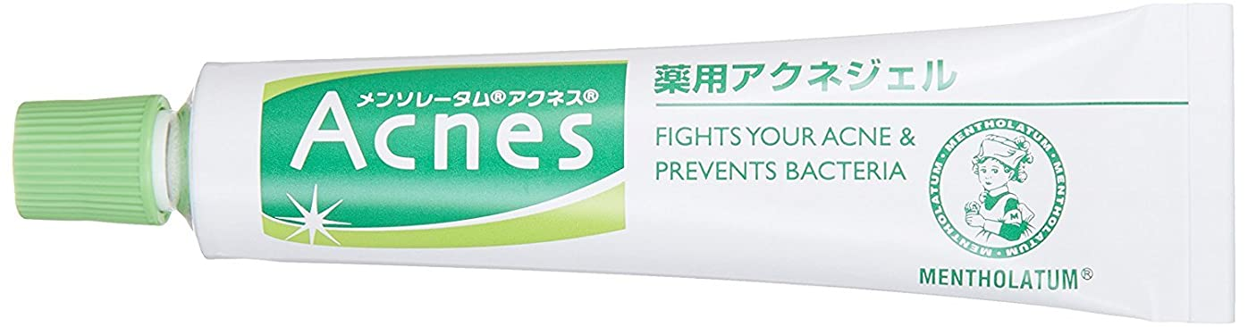 神経障害ピストン元気なAcnes(アクネス) 薬用アクネジェル 18g【医薬部外品】