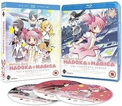 Puella Magi Madoka Magica - Complete Series - 3-Disc Set ( Maho Shojo Madoka Magica ) ( Madoka Magica ) [ NON-USA FORMAT, Blu-Ray, Reg.B Import - United Kingdom ]