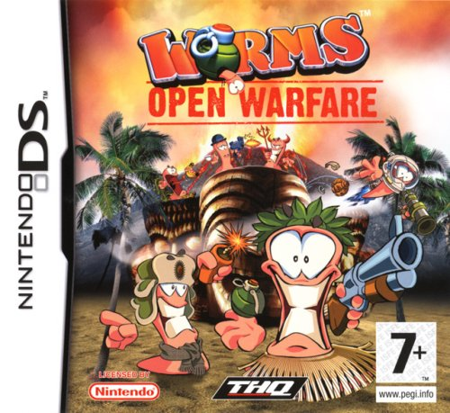 Worms ~ Open Warfare ~