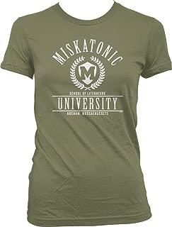 Miskatonic University, Arkham, MA Juniors T-Shirt