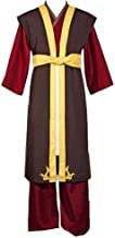 Zuko Book Three Fire Prince of The Fire Nation Outfit Cosplay Costume