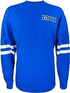 Disney Monsters University Spirit Jersey for Adults Blue (XXL)