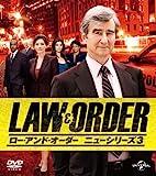 LAW&ORDER/ロー・アンド・オーダー〈ニューシリーズ3〉 バリューパック[DVD]