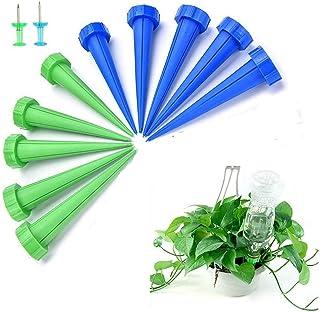 LATERN 12 st automatisk vattning spik, vattning av växter droppbevattningssystem för trädgård, hem, inomhus, utomhus (inkl...