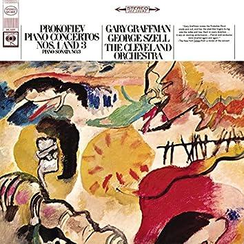 Prokofiev: Piano Concertos Nos. 1 & 3 & Piano Sonata No. 3 in A Minor, Op. 28