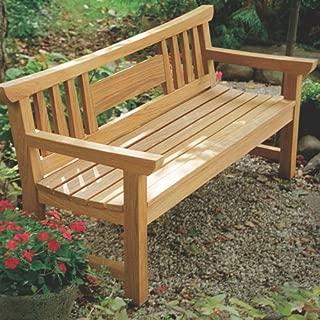 Fine Woodworking Japanese Garden Bench Plan