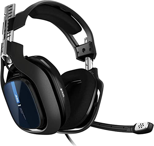 ASTRO Gaming A40 TR Casque Gamer, 4ème génération, ASTRO Audio V2, Dolby ATMOS pour PC, 3,5mm Audio Jack, Micro Détac...