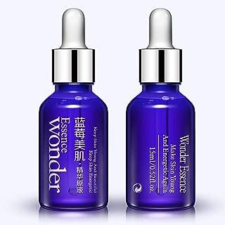 BIOAQUA Skin Care Blueberry Serums Hyaluronic Essence Acid Liquid Anti Wrinkle Anti Aging Collagen Pure Whitening Moisturizing Day 15ml