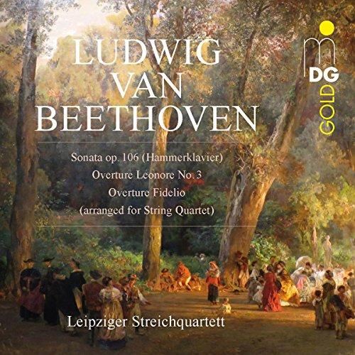 Sonate Op.106/Ouvertüre Leonore+Fidelio