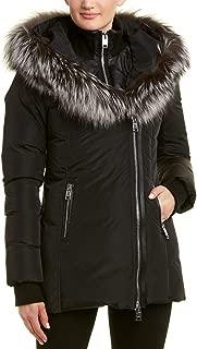 Best nicole benisti leather-trim down coat Reviews