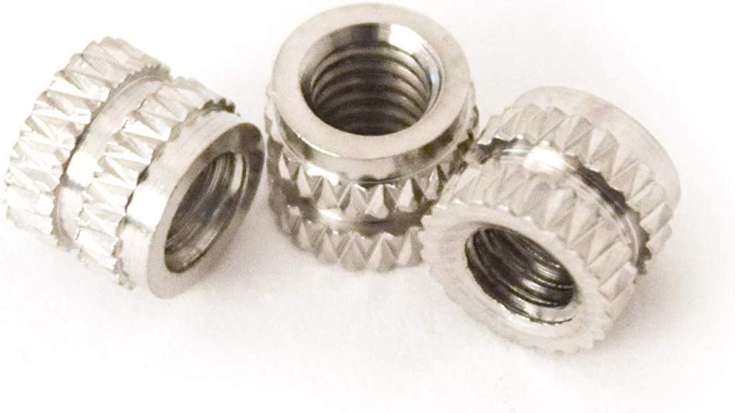 JJ Popular Products M3 Brass Insert shop 4.5 Length mm 8 Female