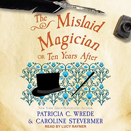 The Mislaid Magician cover art