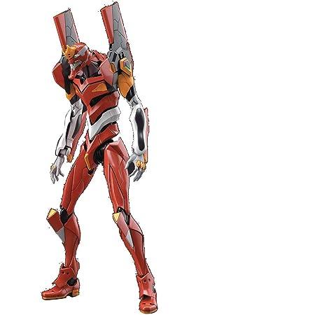 RG エヴァンゲリオン 汎用ヒト型決戦兵器 人造人間エヴァンゲリオン 正規実用型 2号機(先行量産機) 1/144スケール 色分け済みプラモデル