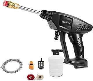 SZTUCCE 30BRA Wireless Wireless High Presión Agua Agua Spay Pistola Portátil Generador de Espuma de Lavado de Alta presión...
