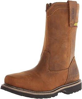 Men's Wellston Steel Toe Work Boot