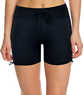 ca85fe9f89 Amazon.com: 18 Women's Board Shorts