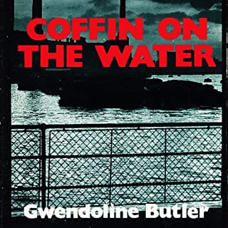 Coffin on the Water audiobook cover art