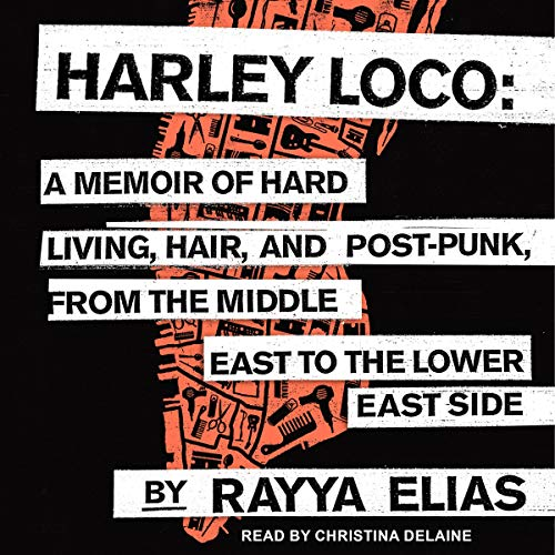 Page de couverture de Harley Loco