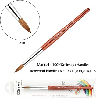 Best sable acrylic brush Reviews