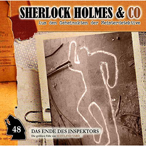 Das Ende des Inspektors audiobook cover art