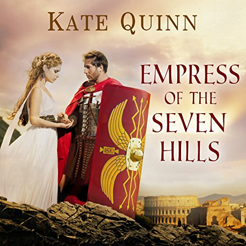 Empress of the Seven Hills audiobook cover art