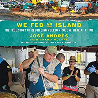 We Fed an Island audiobook cover art