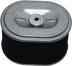 QAP Air Filter Fits Honda 17210-ZE1-822, 17210-ZE1-505, 17210-ZE1-517, 17210-ZE1-507, GX 140, GX 160 & GX 200, 5247408, 2893881, 7372444, 7370968, Stens 100-784 & Oregon 30-404, Rotary 19-6690