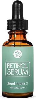 Retinol Serum testsiktare 2019 – retinol liposomer försörjningssystem med vitamin C & vegan hyaluronsyra – anti-åldrande l...