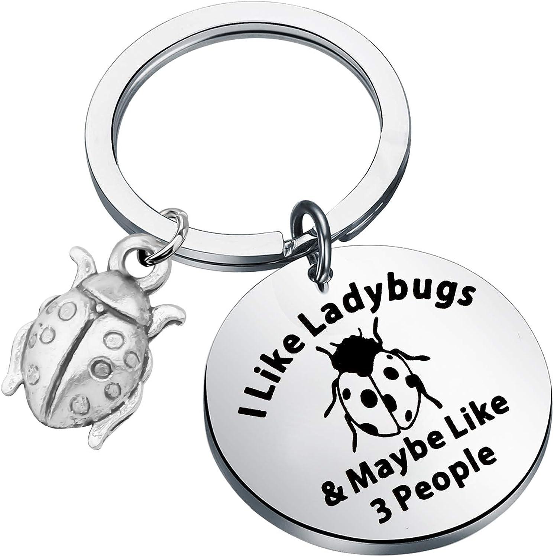 MYOSPARK Good Luck Weekly update Ladybug Gift I 3 Peo Ladybugs Oakland Mall Maybe Like