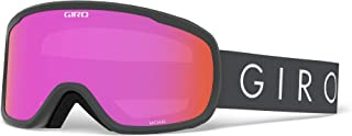 Giro Moxie Womens Snow Goggles with 2 Lenses