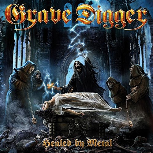 Grave Digger: Healed By Metal(Digipack) (Audio CD)