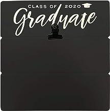 PRINZ Prairie Black Clip Picture Frame Class of 2020 Graduate