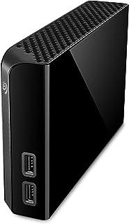 "Seagate Backup Plus Hub, 6 TB, Externe Harde Schijf, 3.5"", USB 3.0, voor Windows & Mac, 4 maanden Adobe Creative Cloud lid..."