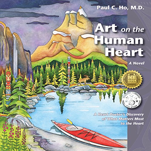 Art on the Human Heart audiobook cover art