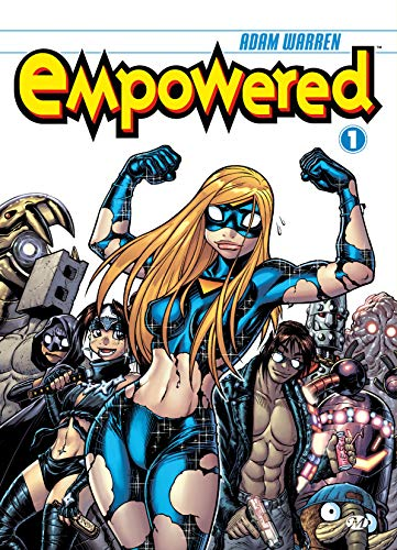 Empowered, Tome 1: Empowered