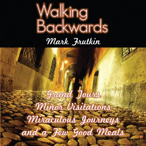 Walking Backwards audiobook cover art