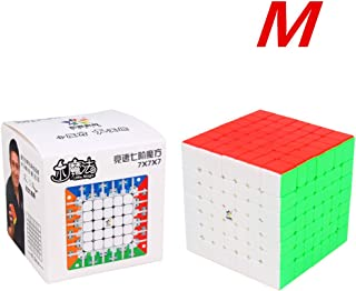 CuberSpeed YuXin Little Magic 7x7 M Magnetic7x7x7 stickerless Speed Cube