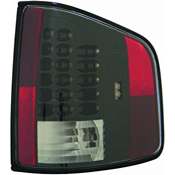 Anzo USA 211032 Chevrolet S10 3D Style Chrome Tail Light Assembly Sold in Pairs