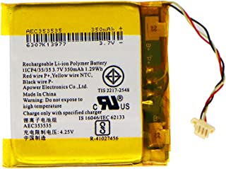Replacement Battery for Beats Solo 2 Wireless Headhones AEC353535